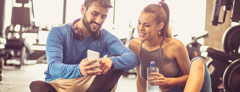Step by Step persönliche Fitness-Ziele erreichen – die ersten Schritte zum diggiPT Online-Training